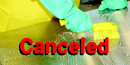 Cleaning-Sanitizing-Hygienic-Design-Workshop-Flyer-Template_Main Canceled