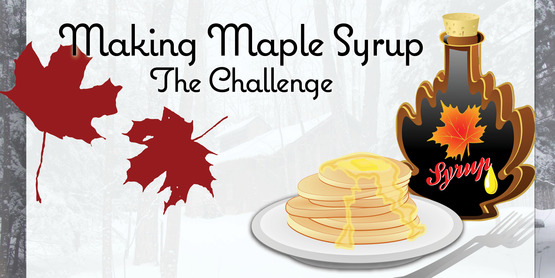 Making Maple Syrup: the Challenge