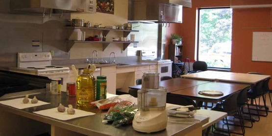 The Cargill Teaching Kitchen at Cornell Cooperative Extension of Tompkins County (2012)