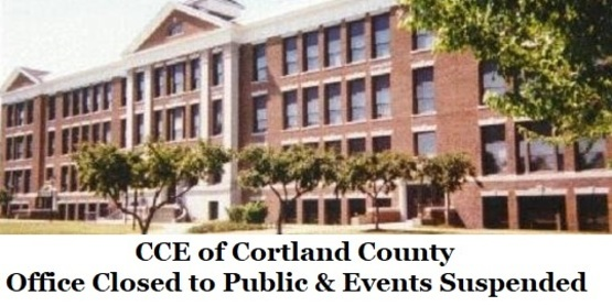 Important Update for CCE Cortland County Office