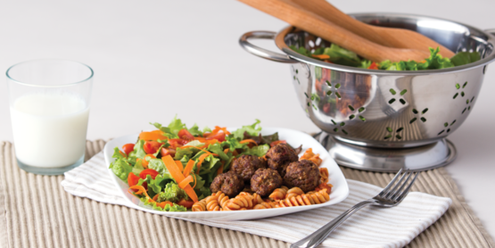Italian-Style Meatball Recipe (Heart-Healthy)