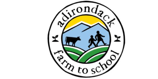 Adirondack Farm to School Logo
