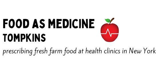 food as medicine Tompkins, prescribing fresh farm food at health clinics in New York