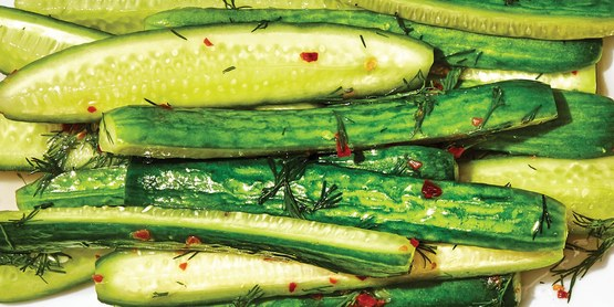Pickled Cucumbers