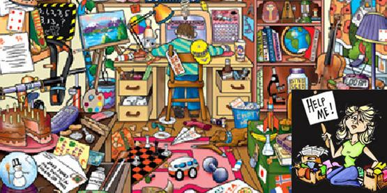 clutter workshop
