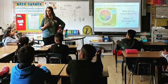 MyPlate in the classroom