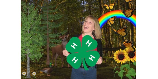 Mrs. Curren's 4H Happy Place
