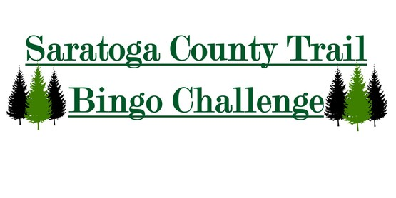 Saratoga County Trail Bingo