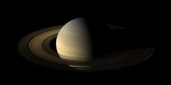 Rings of Saturn - NASA