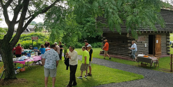 Community Picnic at Clyde's Blockhouse Park