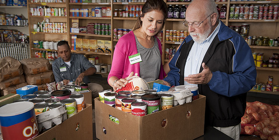 Find resources for local food pantries, free or reduced school meals, home delivered meals, SNAP, and SNAP-Ed.