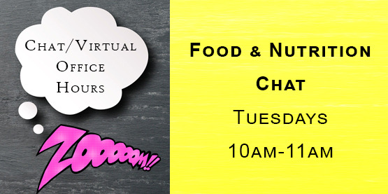 Food and Nutrition Chat