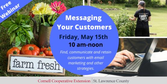 Messaging Your Customers Webinar image