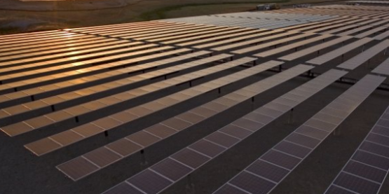 solar farm - Department of Energy photo