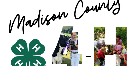 Madison county 4-h