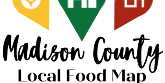Local Food Map logo