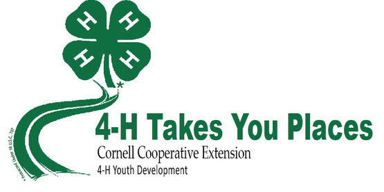 Cornell Cooperative Extension About 4 H