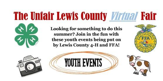The Unfair Lewis County Virtual Fair 2020