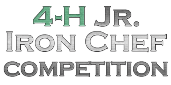 4-H Jr. Iron Chef Competition