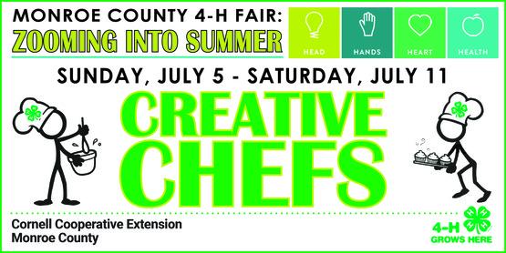 Creative Chefs banner