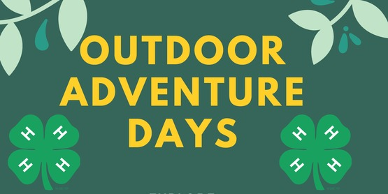 4H Outdoor Adventure Days