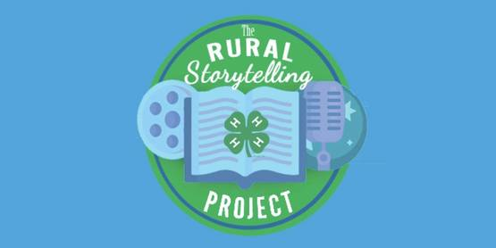 4-H Rural Storytelling Project Banner