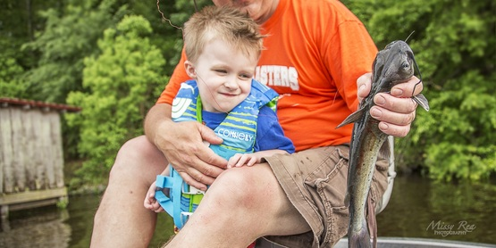Bring the family and fish with us at the Piermont Piers!