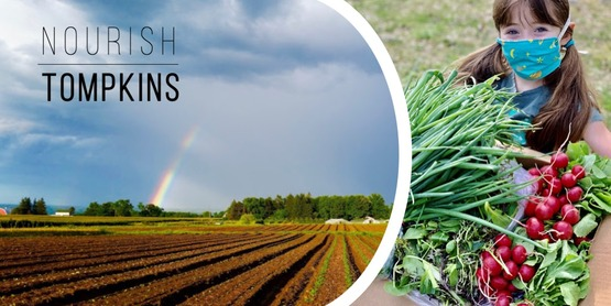 Nourish Tompkins - supporting local farms & food-insecure community members