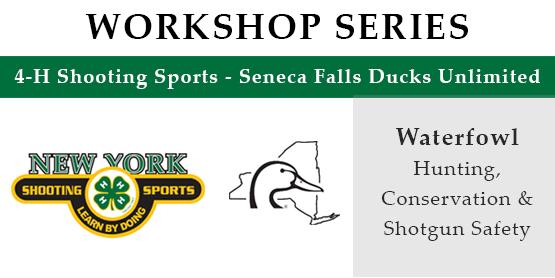 4H Shooting Sports and Seneca Falls Ducks Unlimited