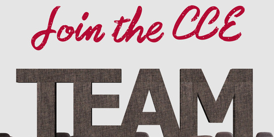 join the CCE team