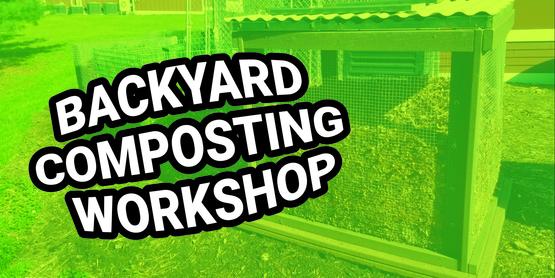 Backyard Composting Workshop event picture