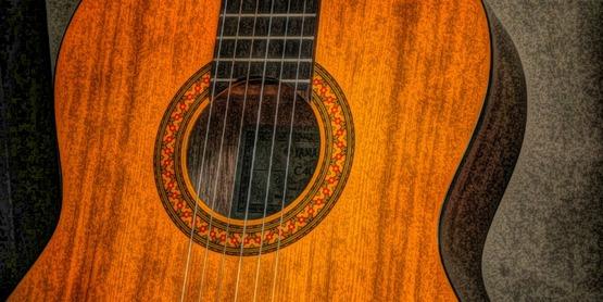 4-H Bluegrass Guitar