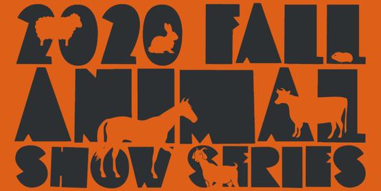 2020 Animal Show Series