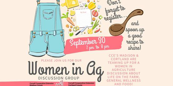 September Women in Ag