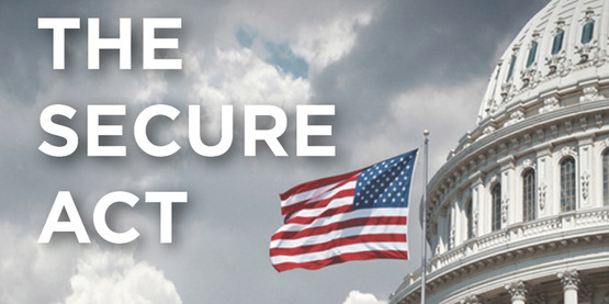 Secure Act graphic