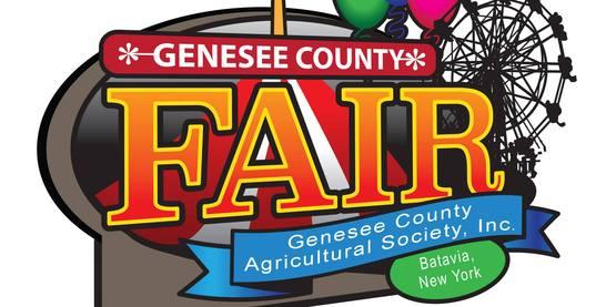 Genesee Co. Ag Society Fair Logo