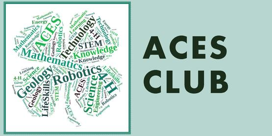 4-H ACES Club Meeting