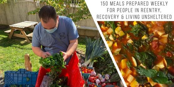 Nourish Tompkins Gola & URO - 150 meals weekly