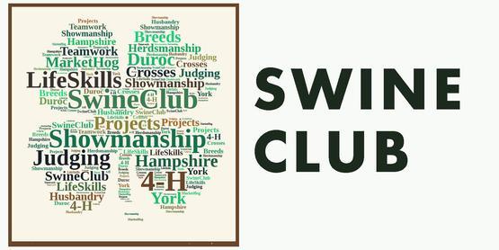 4-H Swine Club Meeting