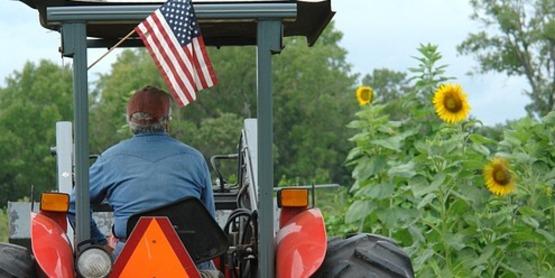 farmer flag