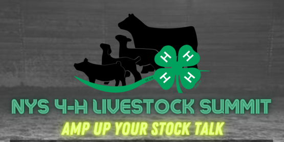 NYS 4-H Livestock Summit