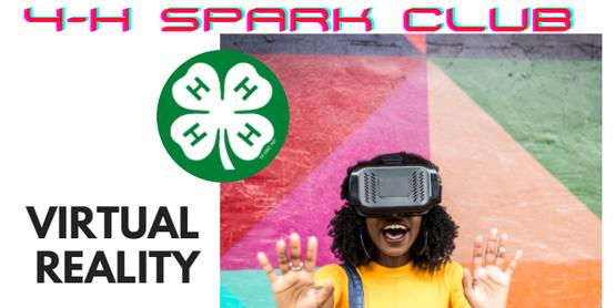4-H Spark Club: Virtual Reality
