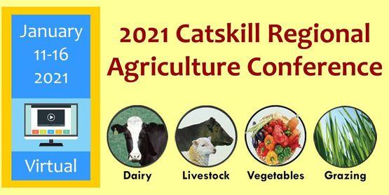 Catskill Regional Ag Conference