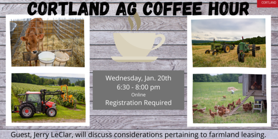 January Ag Coffee Hour Banner