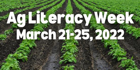Ag Literacy Week