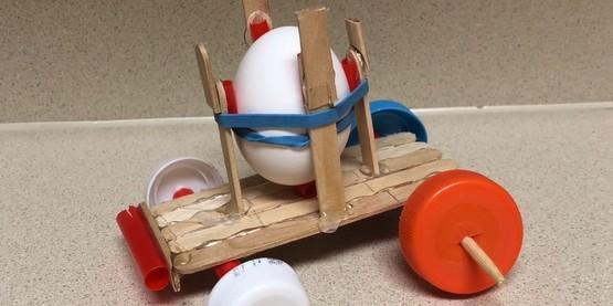 Egg Crash Cars
