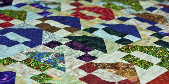 Paper Piecing Quilting