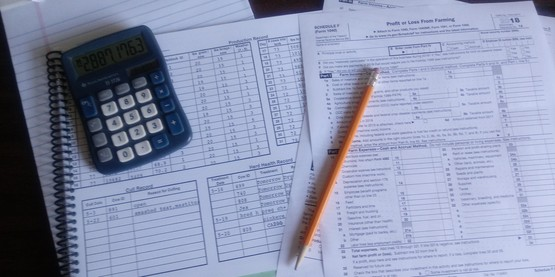 ag tax forms and calculator