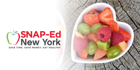nutrition education by SNAP
