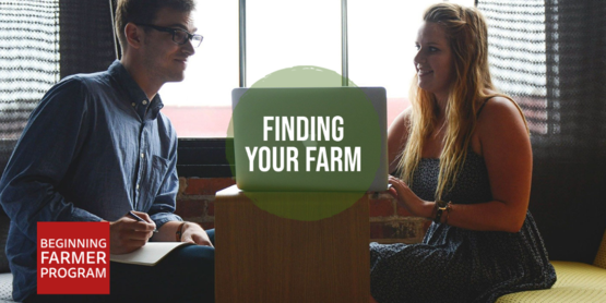 finding your farm